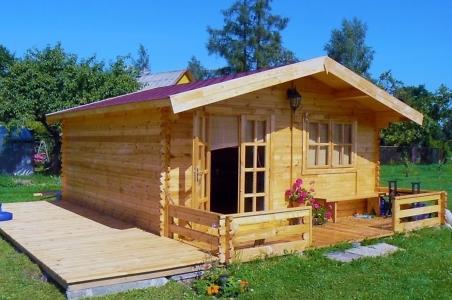 Дачный домик в пос. Загорянский