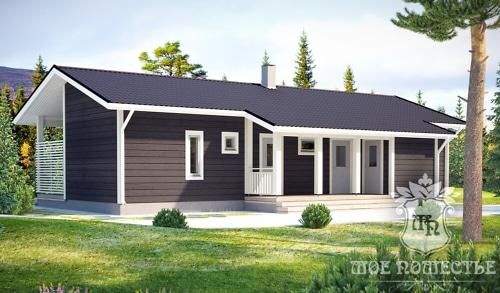 Садовый домик СПБ – качество по доступной цене