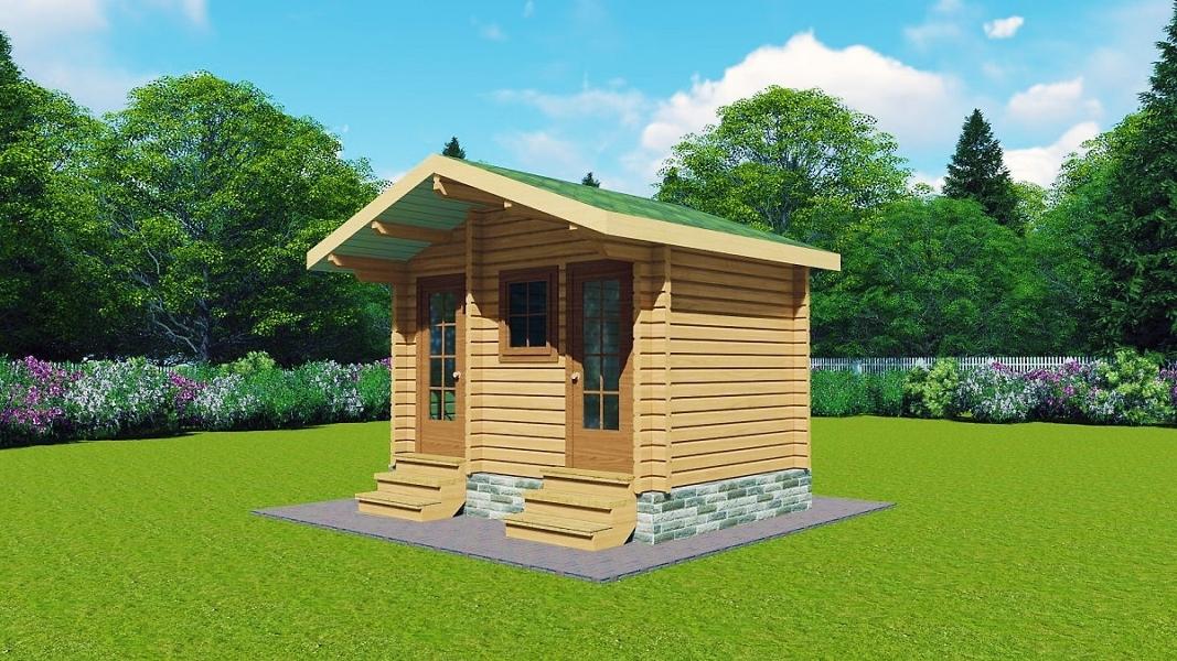 Для возведения конструкции потребуется сухой материал, на котором нет дефектов, плесени и грибка.