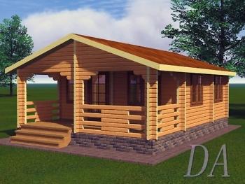 Дачный дом Д-32