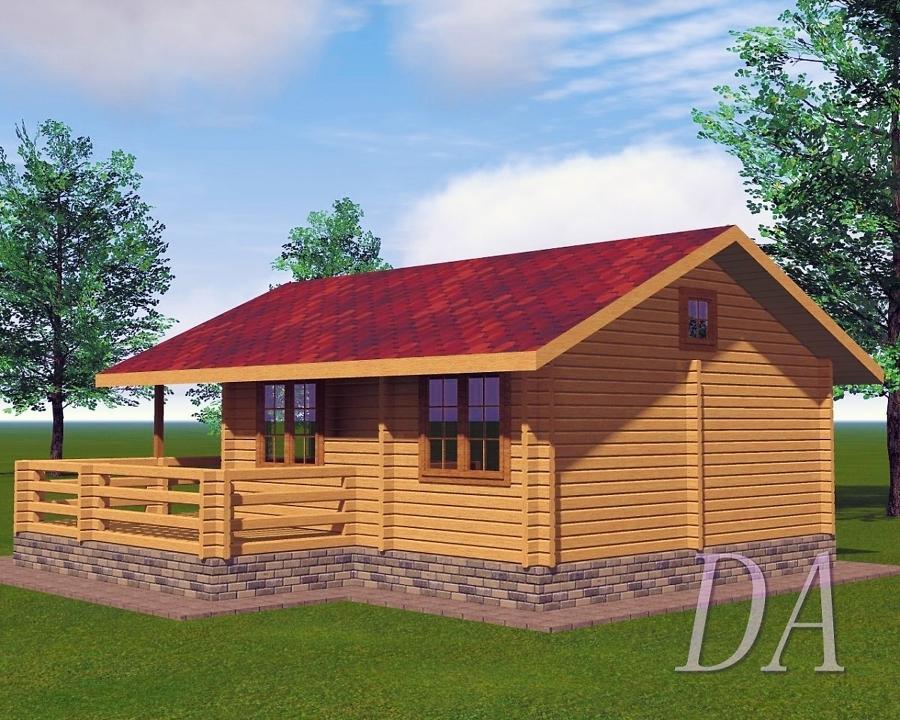 Дачный дом Д-3