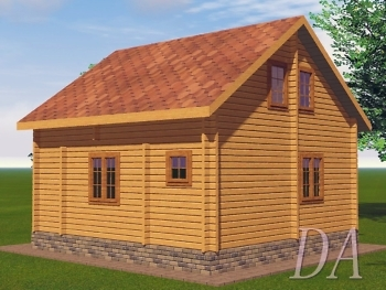 Дачный дом Д-8
