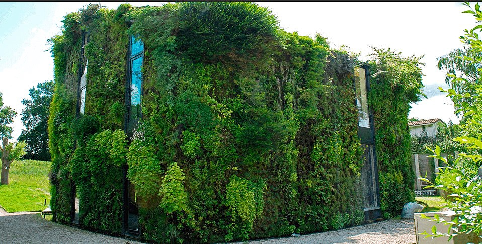 Чем покрыть фасад дачного и садового домика